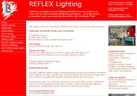 Reflex Lighting Consultants and Distributors in Adelaide