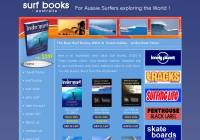 Surf Books Australia - Australia's best value Surf Books, DVDs and Travel Guides online. Your fastest, easiest, cheapest way to get Surf Books  & DVDs delivered right to your door.
